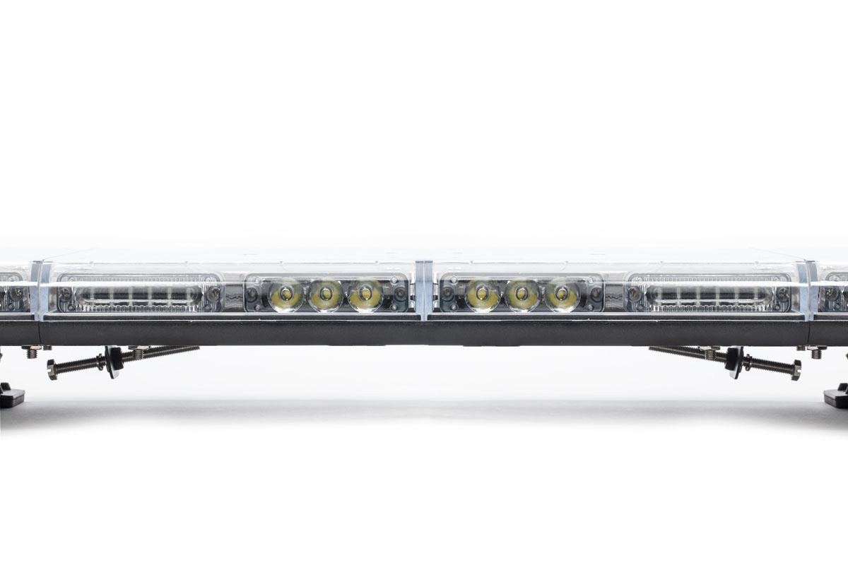 Prime 47 Linear Full Size LED Light Bar Take Downs