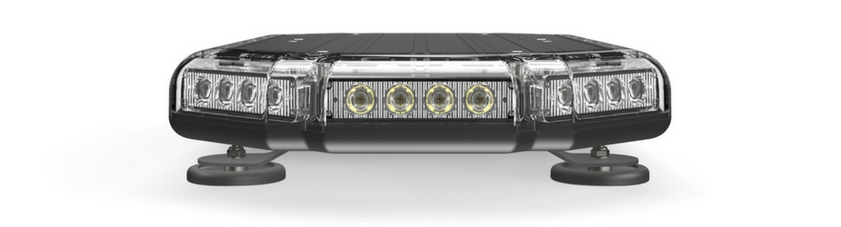 K-Force 18 TIR LED Mini Light Bar Side View
