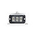 Z-3 TIR LED Surface Mount Grille Light Dimensions