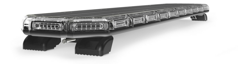 K-Force 55 Linear Wrecker Tow LED Light Bar Angle View