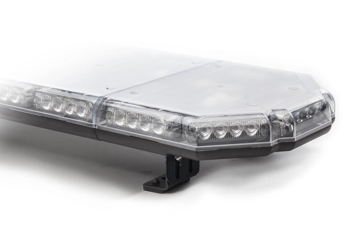 Prime 47 TIR Full Size LED Light Bar Angle View