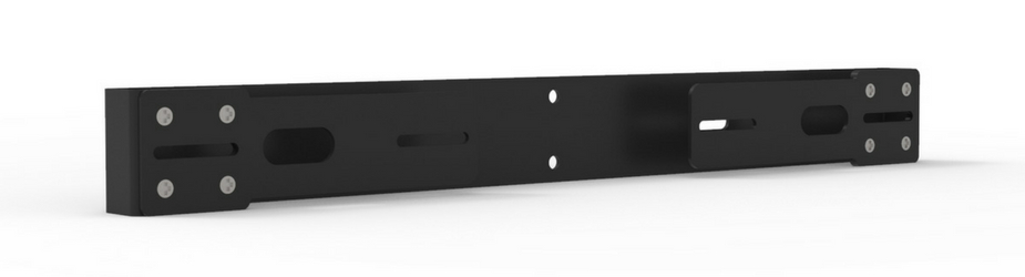 Horizontal License Plate Bracket