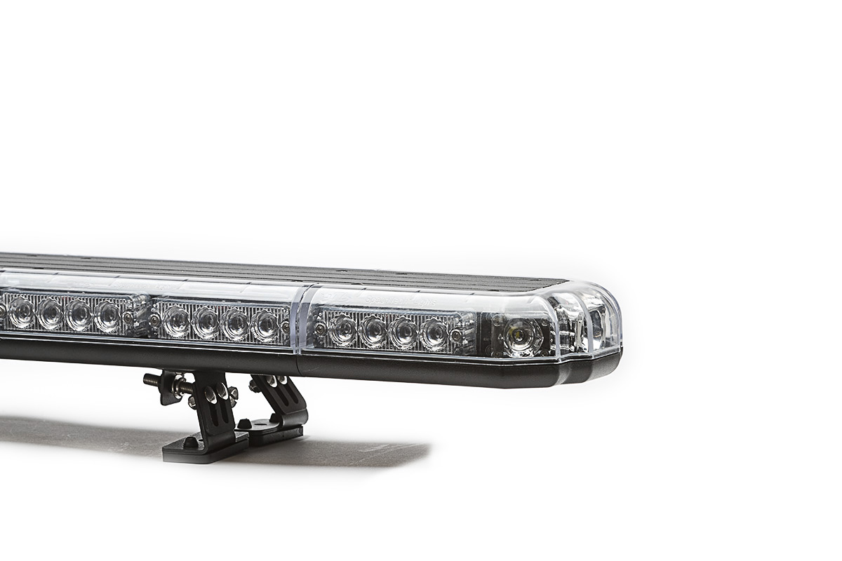 K-Force Micro 60 TIR Slim Full Size LED Light Bar Angle