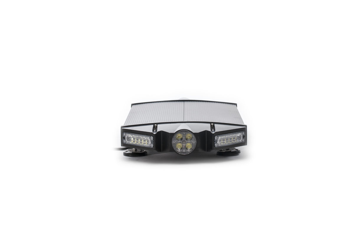 K-Force 27 Linear LED Mini Light Bar Side View