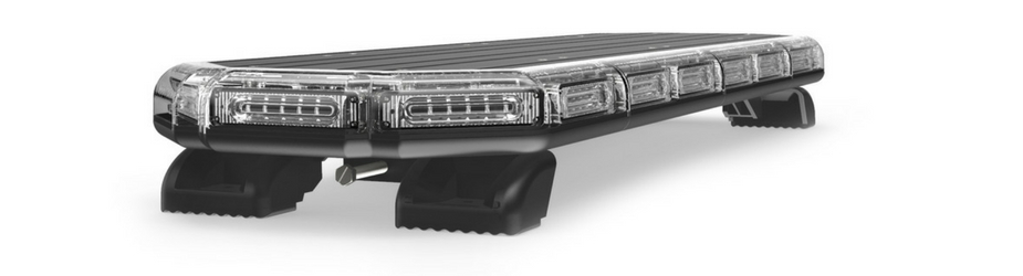K-Force 36 Linear Full Size LED Light Bar Angle View