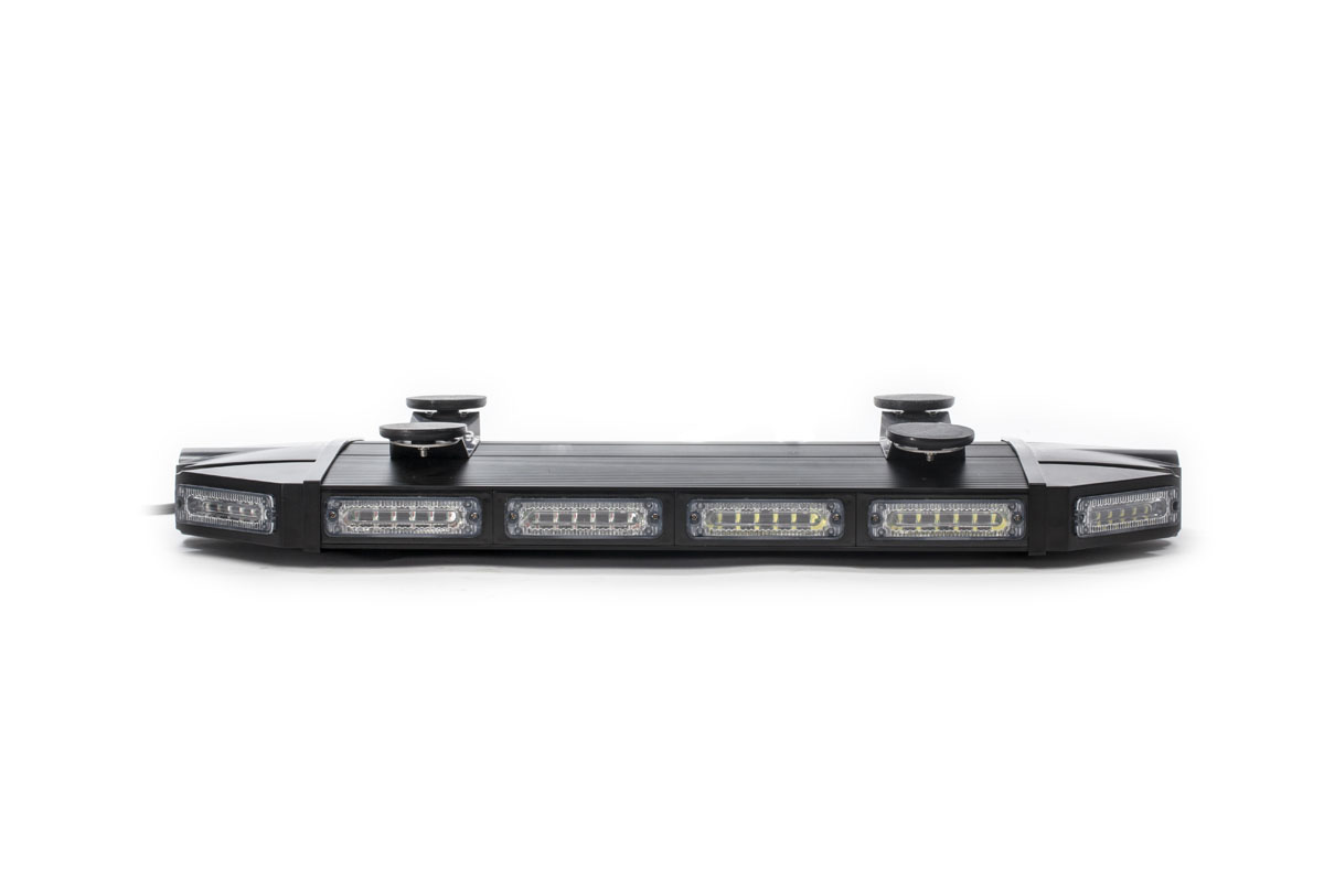 K-Force 27 Linear LED Mini Light Bar Upside Down Front View