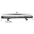 K-Force Micro 50 Linear Full Size Slim LED Light Bar Dimensions