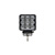 Quad Carbine Floodlight Off Road Square LED Work Light Bar