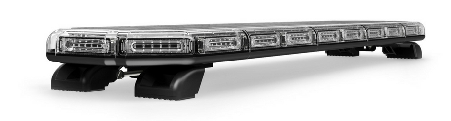 Super Take Down K-Force 47 Linear Full Size LED Light Bar Angle View