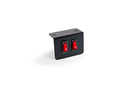 Double Momentary Switch Plate