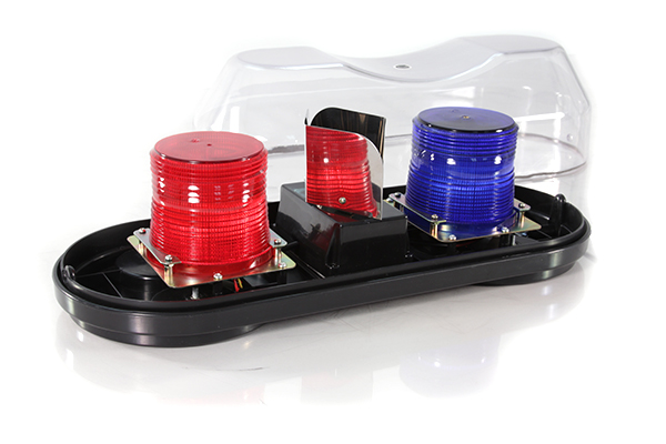 Raven led beacon mini light bar m rlb2 speedtech lights raven redblue led beacon mini light bar polycarbonate aloadofball Images